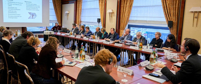 Tagung der AG Zivilgesellschaft-11-2019
